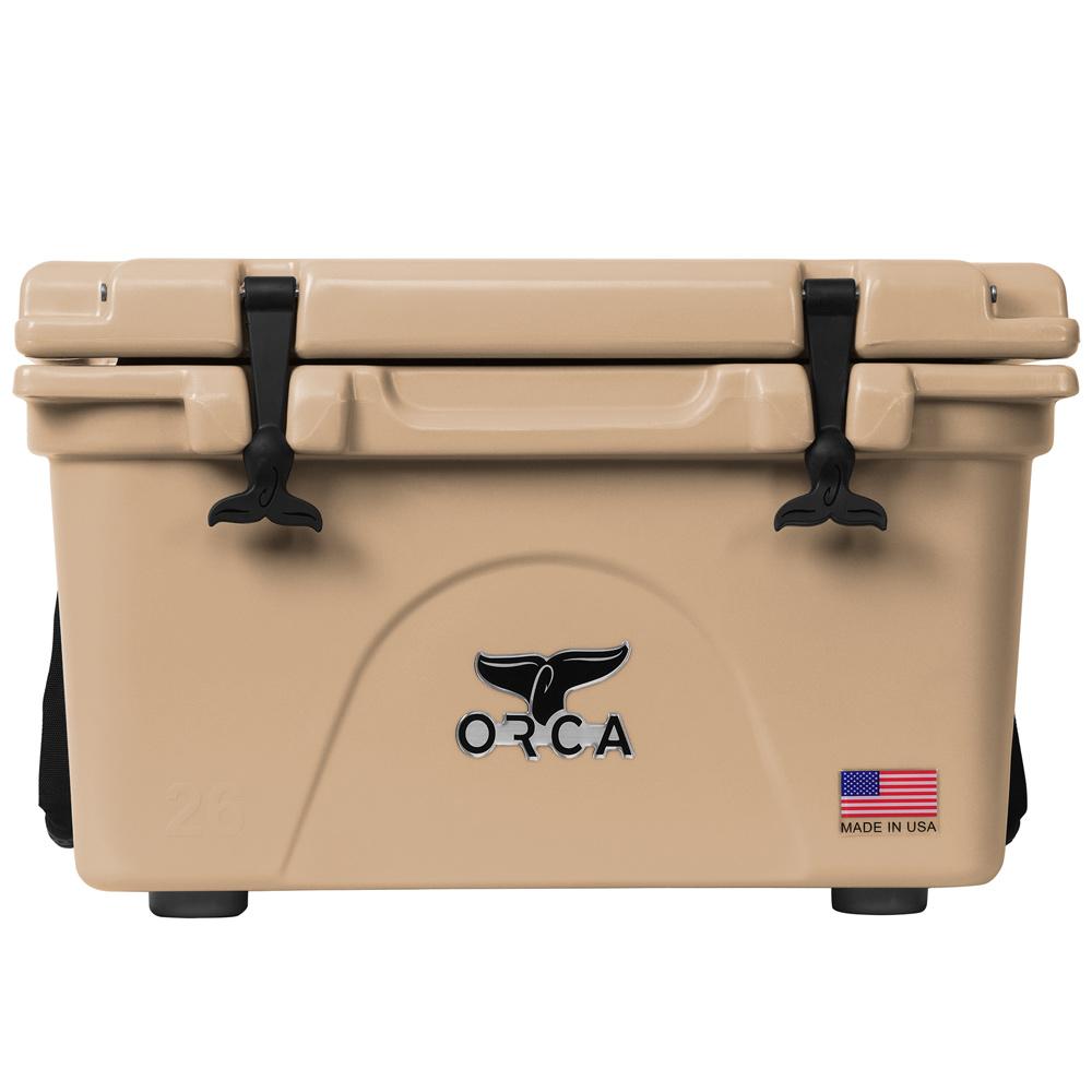 ORCA Coolers 26 Quart Tan