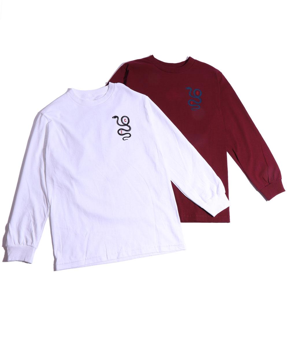 COIL L/S T-shirt