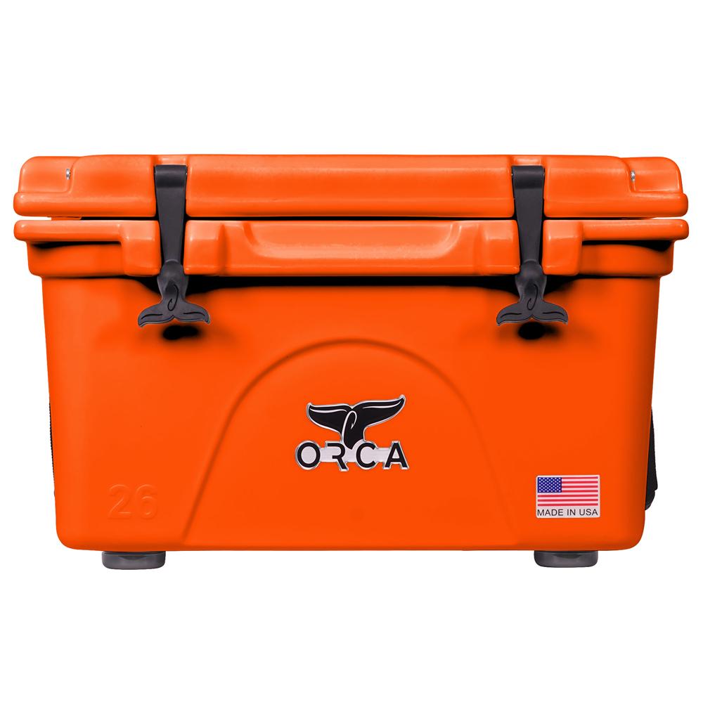 ORCA Coolers 26 Quart Blaze Orange