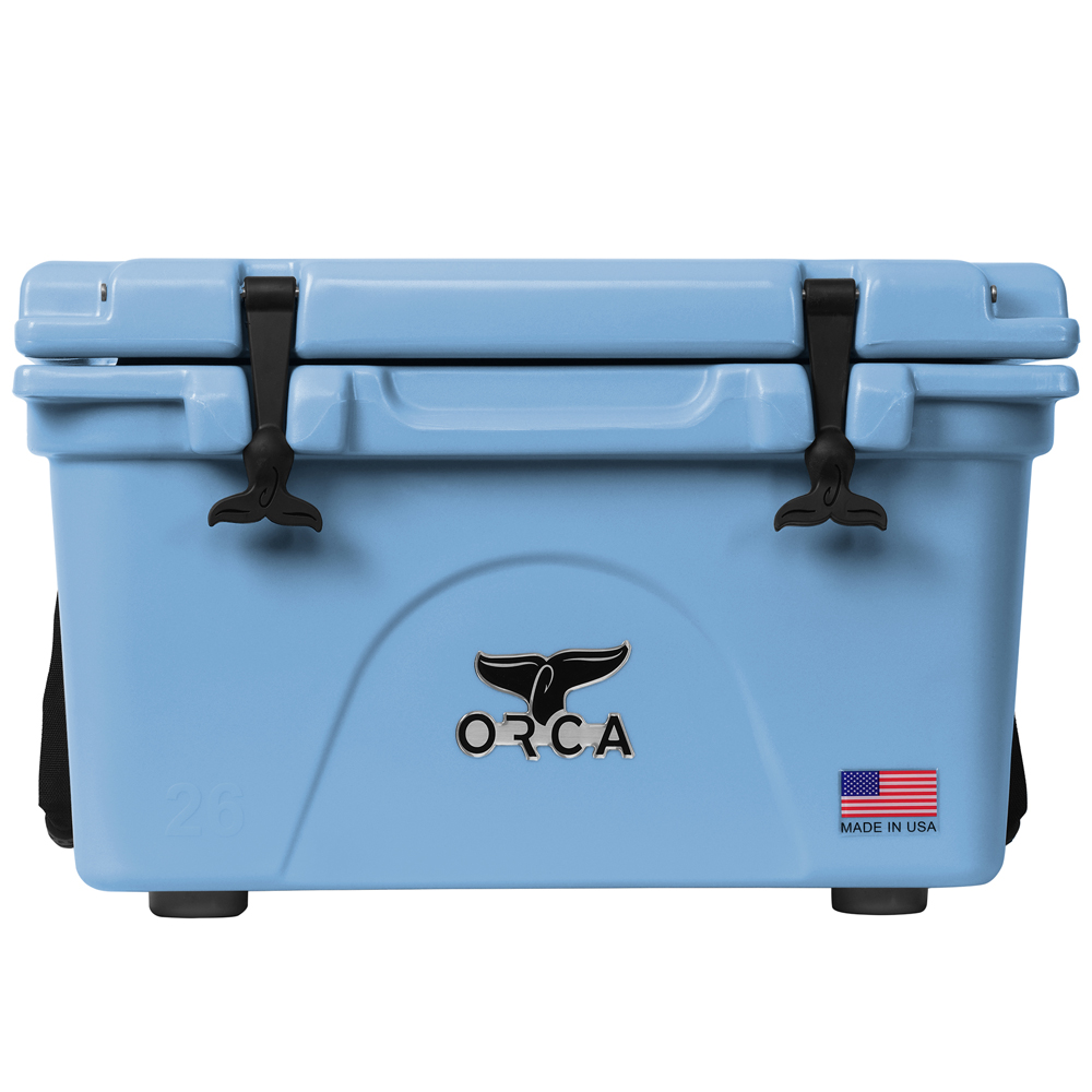 ORCA Coolers 26 Quart Light Blue