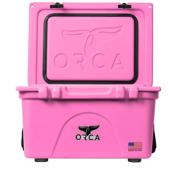 ORCA Coolers 26 Quart Pink