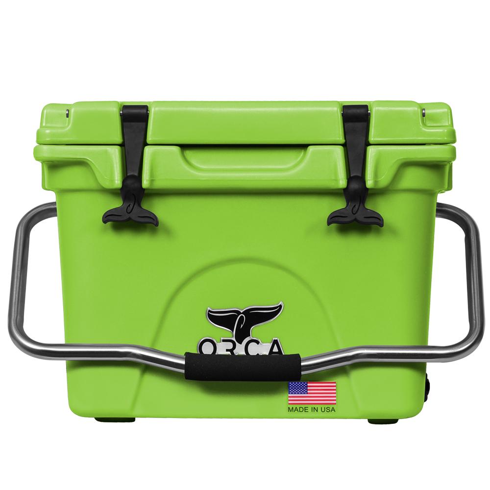ORCA Coolers 20 Quart Lime