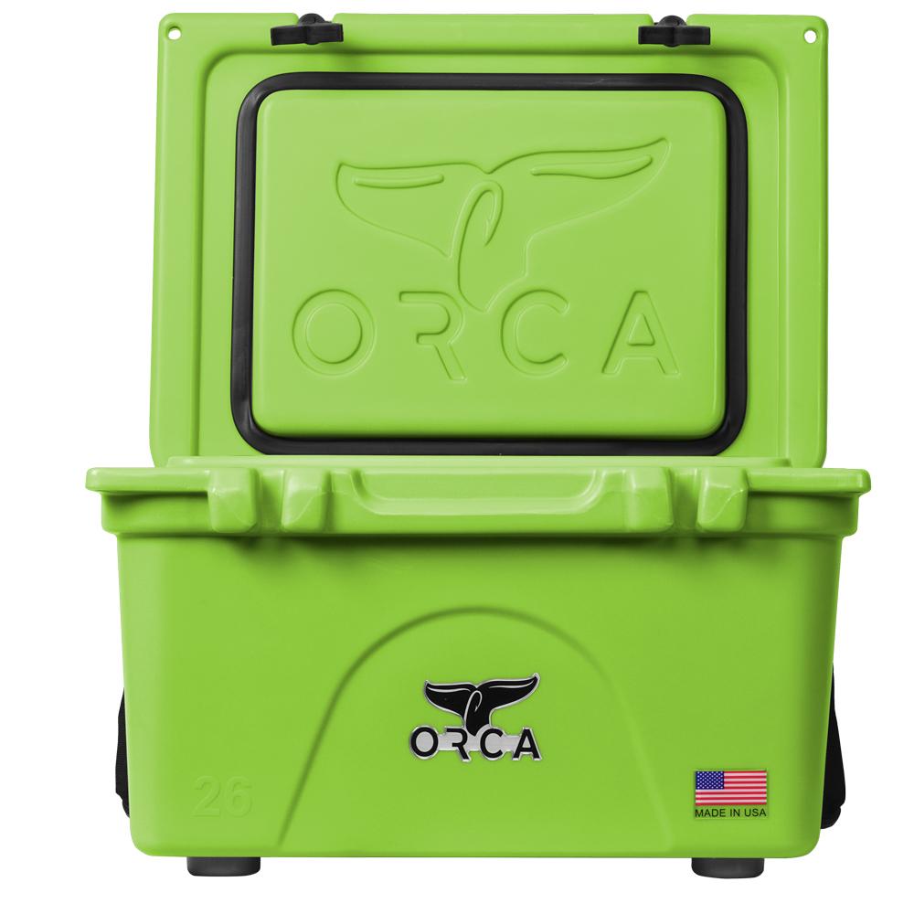 ORCA Coolers 26 Quart Lime