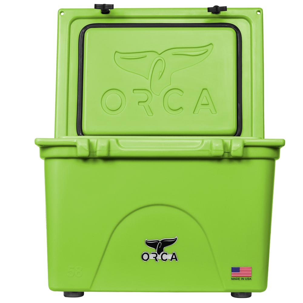 ORCA Coolers 58 Quart Lime