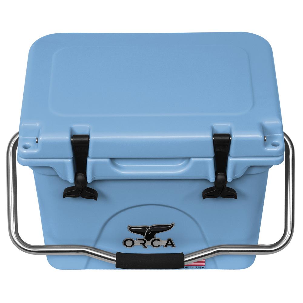 ORCA Coolers 20 Quart Light Blue