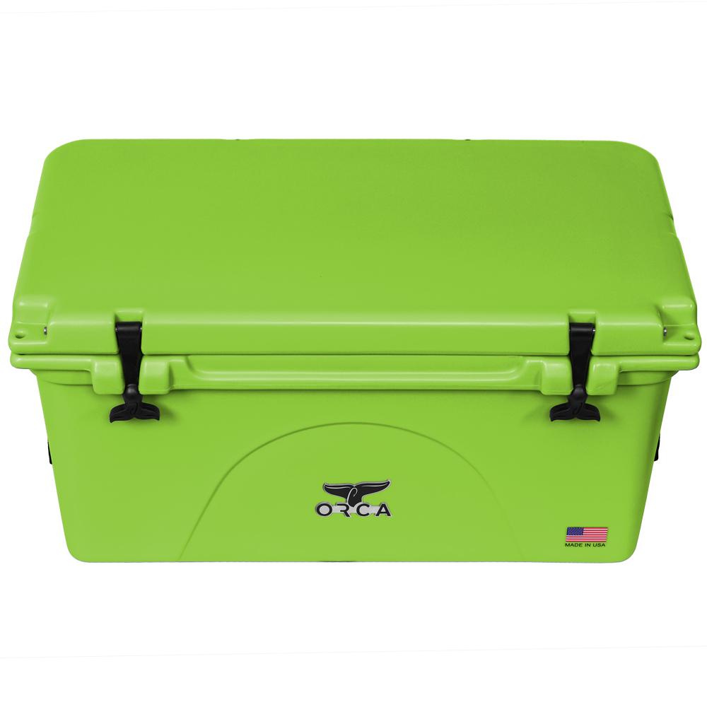 ORCA Coolers 75 Quart Lime