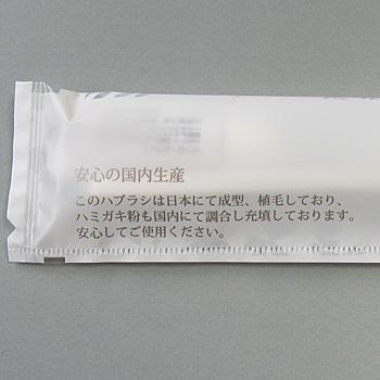 ディアリーフシリーズ ハブラシJS-5M【入数2000本】