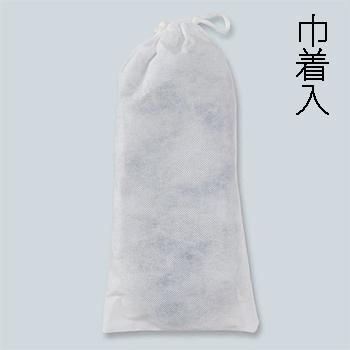 ソフトスリッパ(茶)巾着入 21117【入数100足】