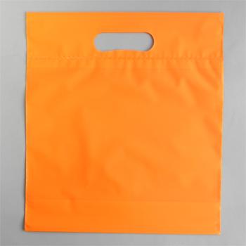 �140匁白X24ハブラシOR手穴バッグ入 オレンジ【入数300本】