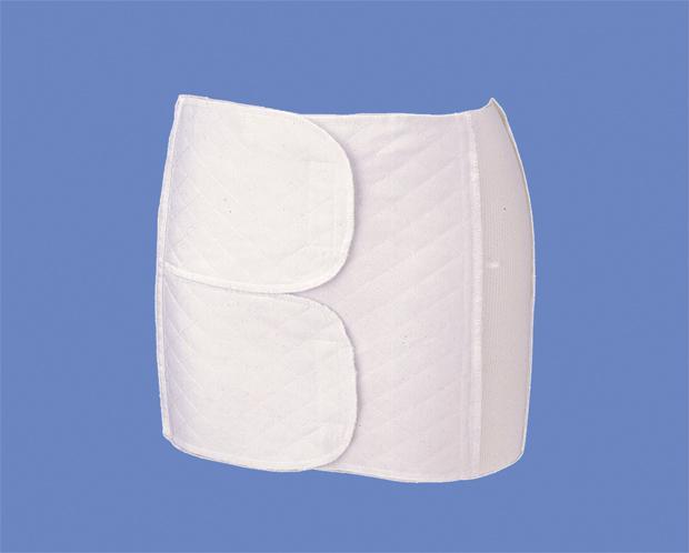 腹帯 マジックタイプ フリーサイズ2個セット   ストマ 帝王切開 術後腹帯 産後 t字帯 さらし ※ゆうパケット対応3 ※送料無料
