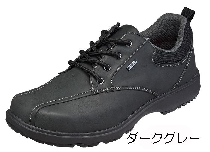 紳士防水コンフォートカジュアルシューズ  MS RP003