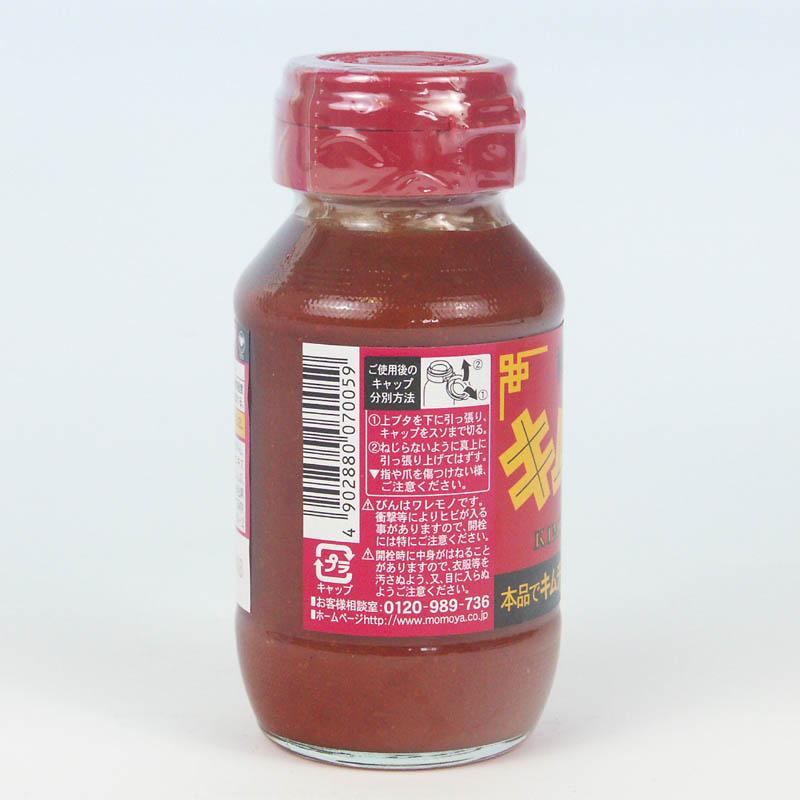 桃屋のキムチの素 190g
