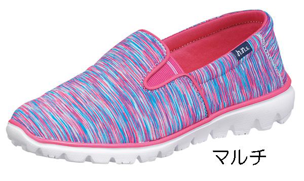 婦人カジュアルスニーカー ヒロミチナカノ  HN389
