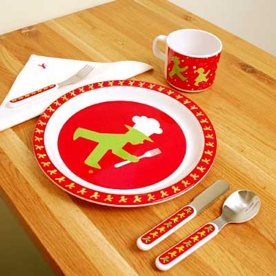 子供用のお皿
