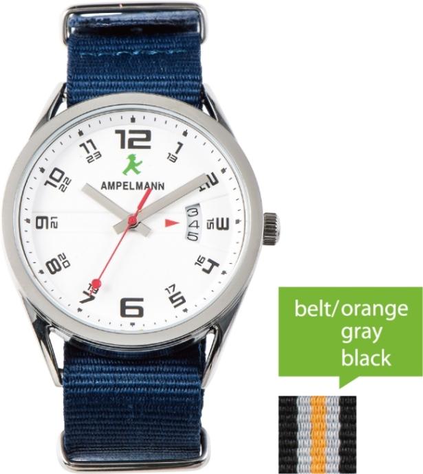 腕時計 クォーツ ラウンド 白 ASC-4977-03