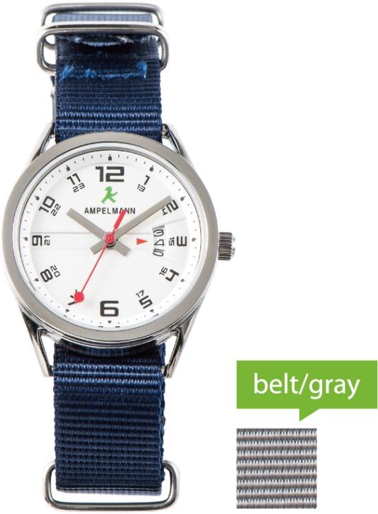 【クォーツ腕時計】ラウンド/シルバー/ASC-4978-02