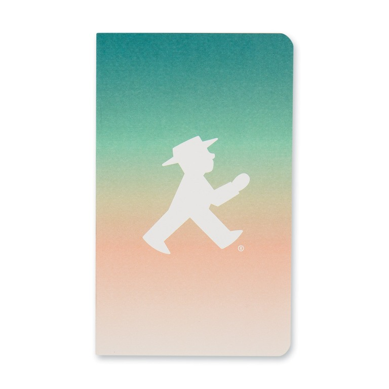 ノート/手帳サイズ グラデーション