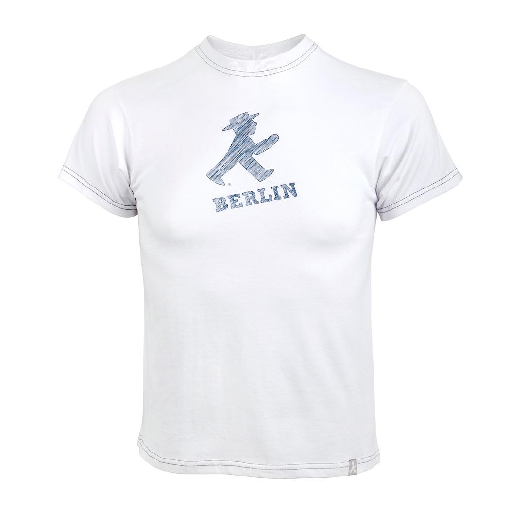 Tシャツ 白ベルリン