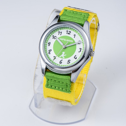 Kids or Woman Watch イエロー AMA-2035-12