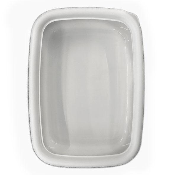 ホーロー浅型角容器M