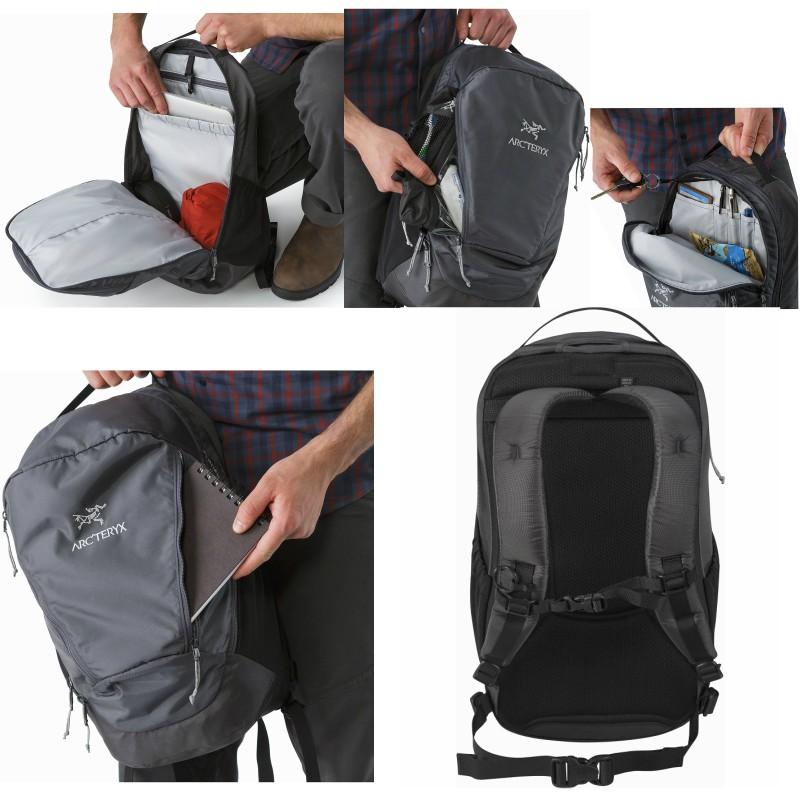 ARC'TERYX Mantis 26L Backpack Nereus アークテリクス ビジネスバック 26L 正規輸入品 バックパック タウンユース L07258400