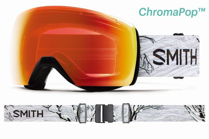 スミス 2020 SMITH SKYLINE XL ADAM HAYNES CP  Photochromic RedMirror 調光レンズ ゴーグル スキー スノボ スノーボード