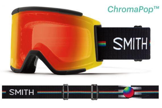 スミス 2020 SMITH SQUAD XL AC Louif Paradis CP Photochromic Red Mirror 調光レンズ ゴーグル スキー スノボ スノーボード