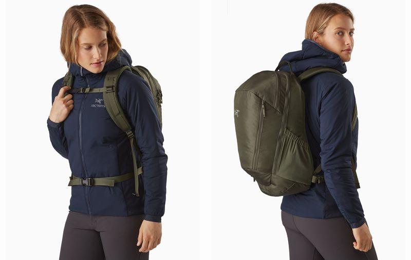 アークテリクス ARC'TERYX  Mantis 26L Backpack Exosphere ビジネスバック 26L 正規輸入品 バックパック タウンユース L07416500