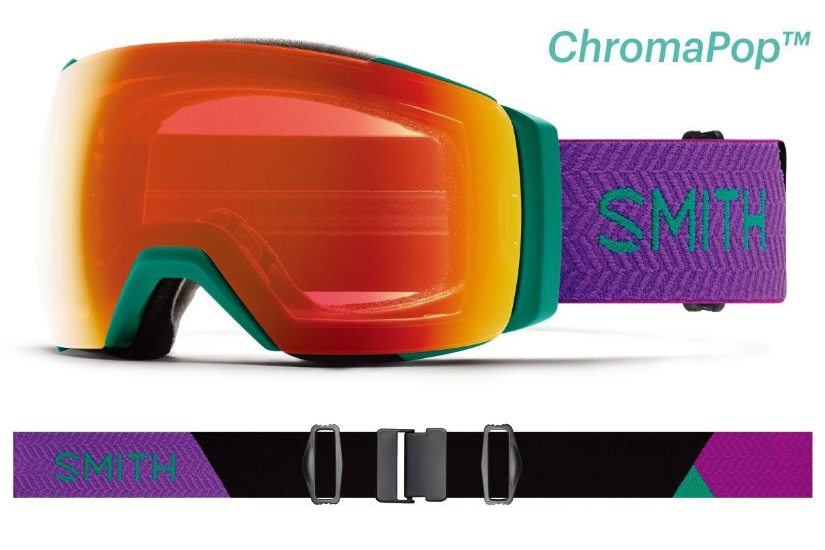 スミス 2020 SMITH I/O MAG XL Jade Block スミス ゴーグル スキー スノボ スノーボード