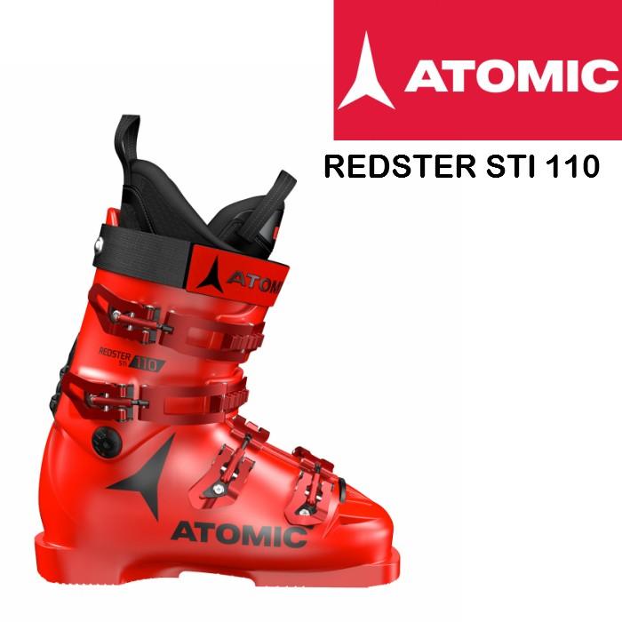 2021 ATOMIC REDSTER STI 110 アトミック レース スキーブーツ