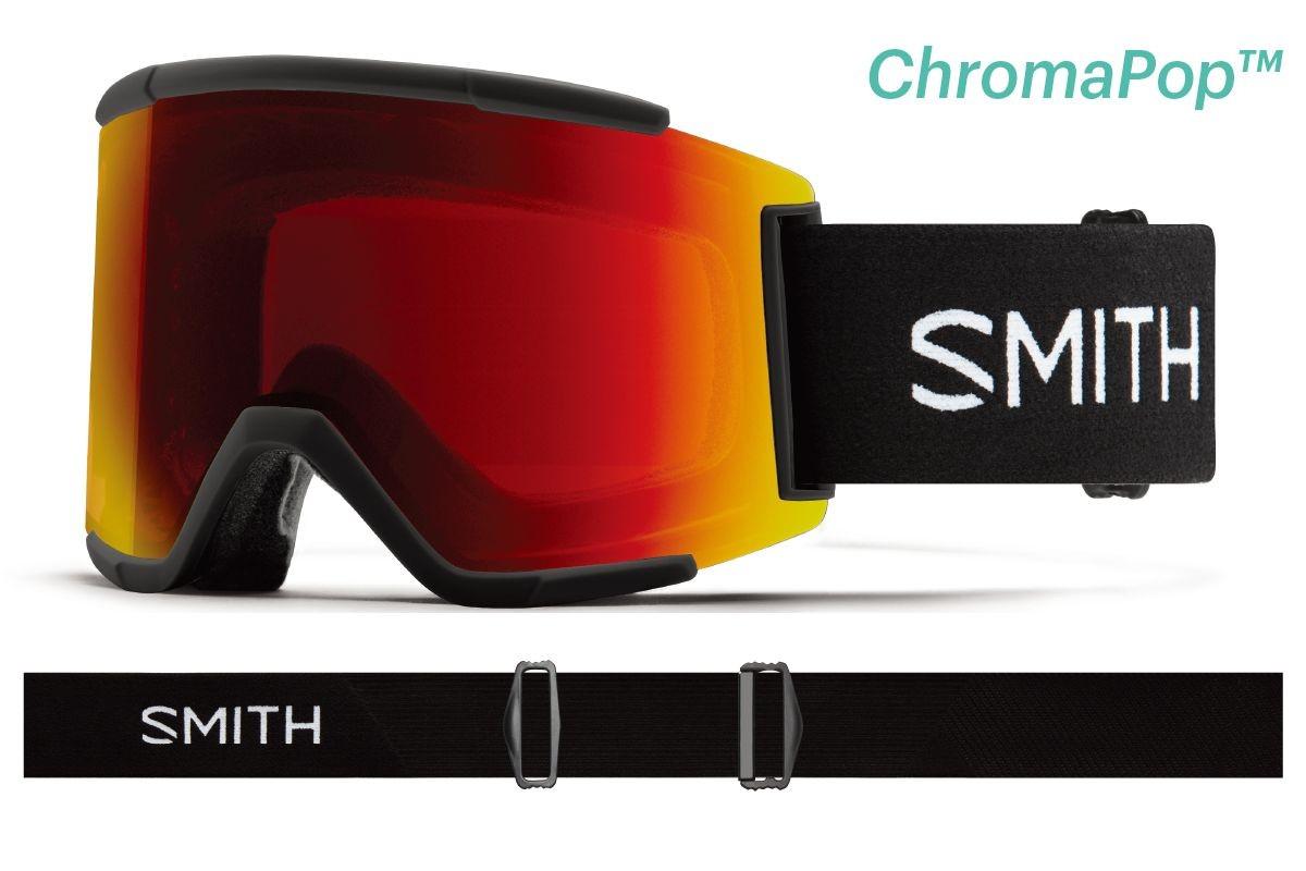 スミス 2020 SMITH Squad XL Black スミス スカッド エックスエル ゴーグル スキー スノボ
