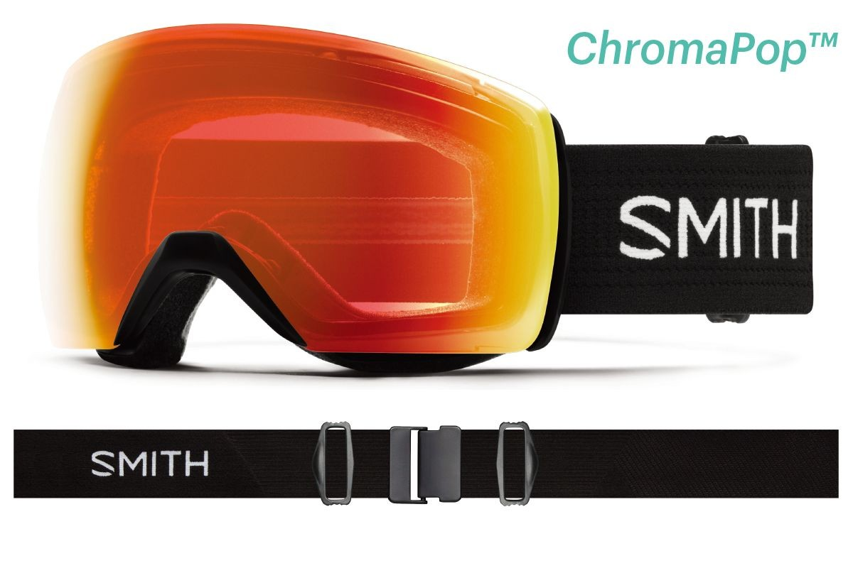 スミス 2020 SMITH Skyline XL Black スミス スカイライン エックスエル ゴーグル スキー スノボ