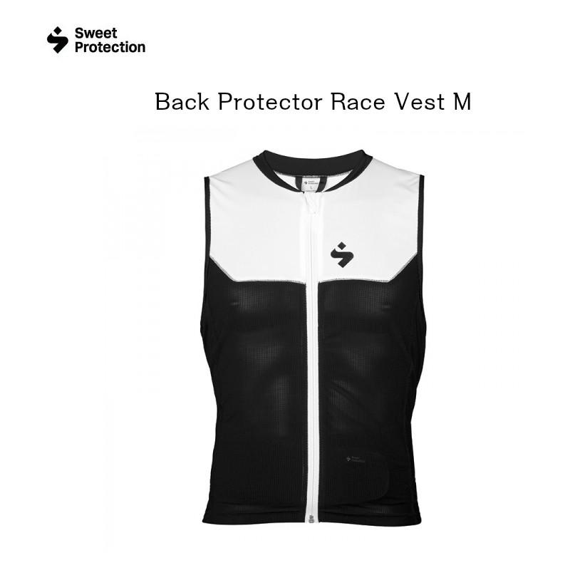 スウィートプロテクション Sweet Protection Back Protector Race Vest Mens バック プロテクター レース ベスト スキー メンズ 軽量 通気性