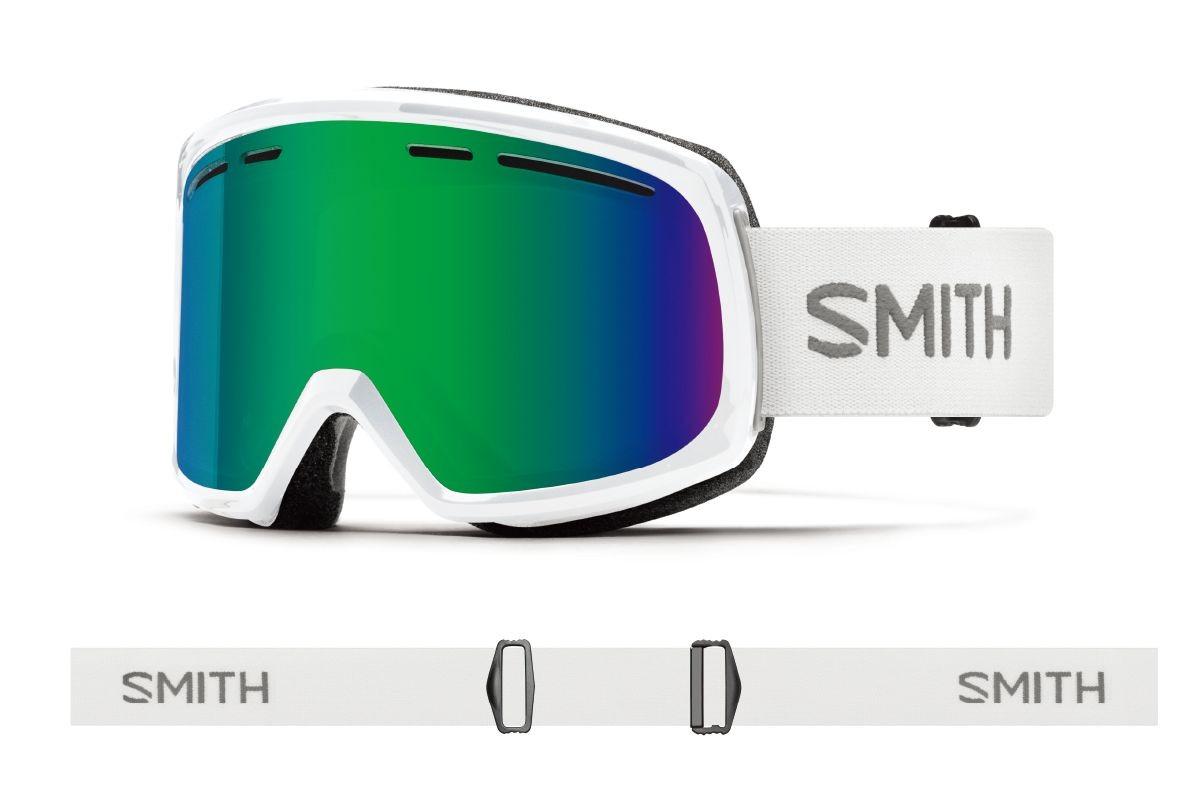 スミス 2020 SMITH Range White スミス レンジ ゴーグル スキー スノボ