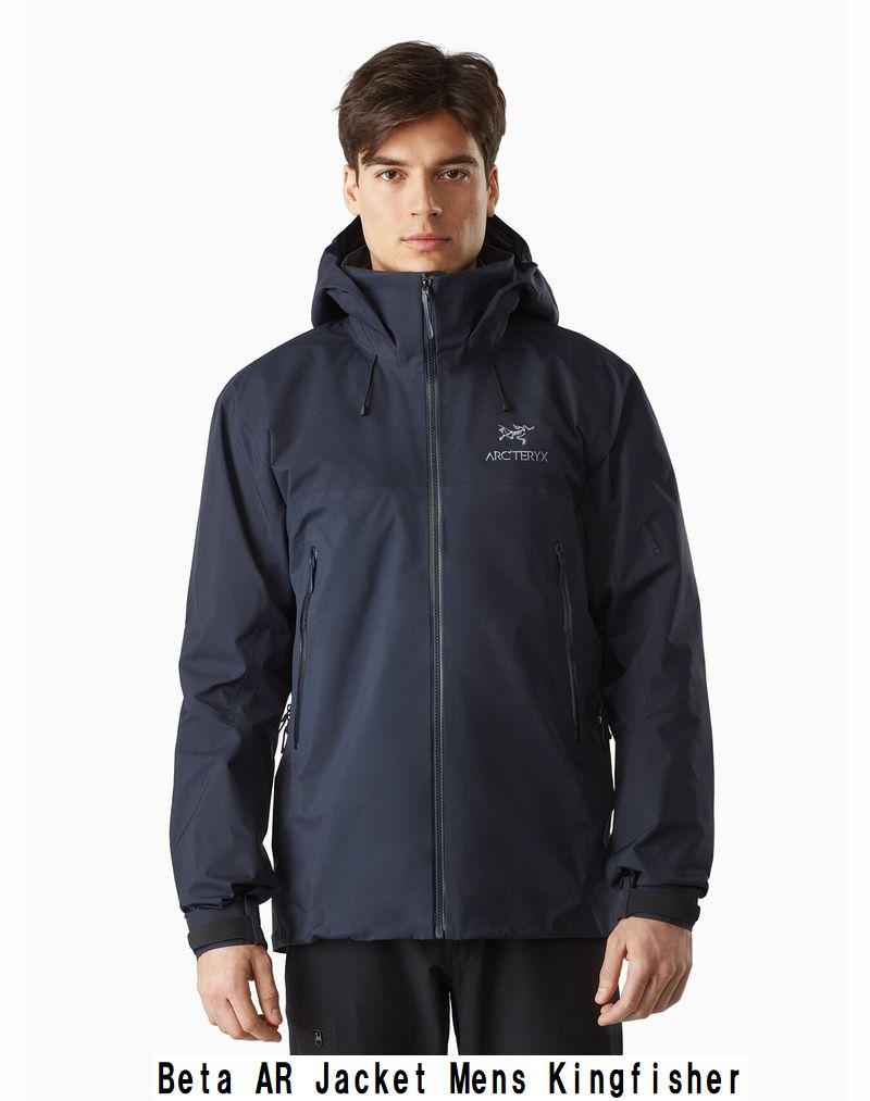アークテリクス ARC'TERYX Beta AR Jacket Mens  Rhapsody ベータ AR ジャケット スキー スノボ スノーボード シェルジャケット ゴアテックス