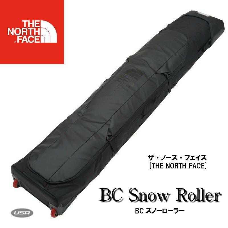 ザノースフェイス THE NORTH FACE BC Snow Roller BC SKI CASE スノーローラー スキー2セット スノーボード2セット スキーケース