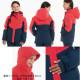 ショッフェル Schoffel Ski Jacket Brandnertal G 10-30197 + Ski Pants Biarritz2 Hibiscus 10-30196 スキージャケット パンツ キッズ ジュニア セットアップ