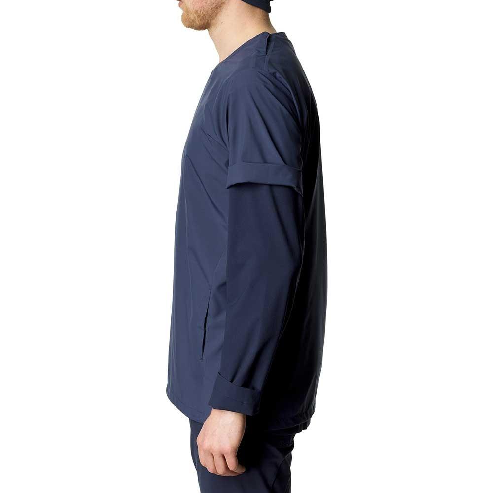 フーディニ HOUDINI Ms Weather Tee BucketBlue ユニセックス ウェザー ティー 高機能Tシャツ