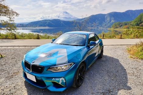 BMW用(F系)<BR>ターマック<BR>≪Type-RA≫<BR>【ベストセラー】 <BR>