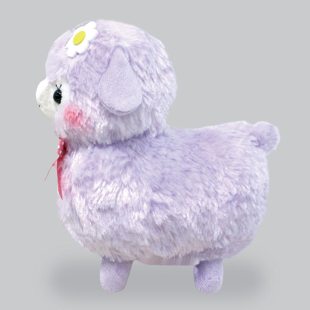 キッズアルパカッソリボンラベンダーちゃん/KIDS Alpacasso ribbon lavender-chan:702560