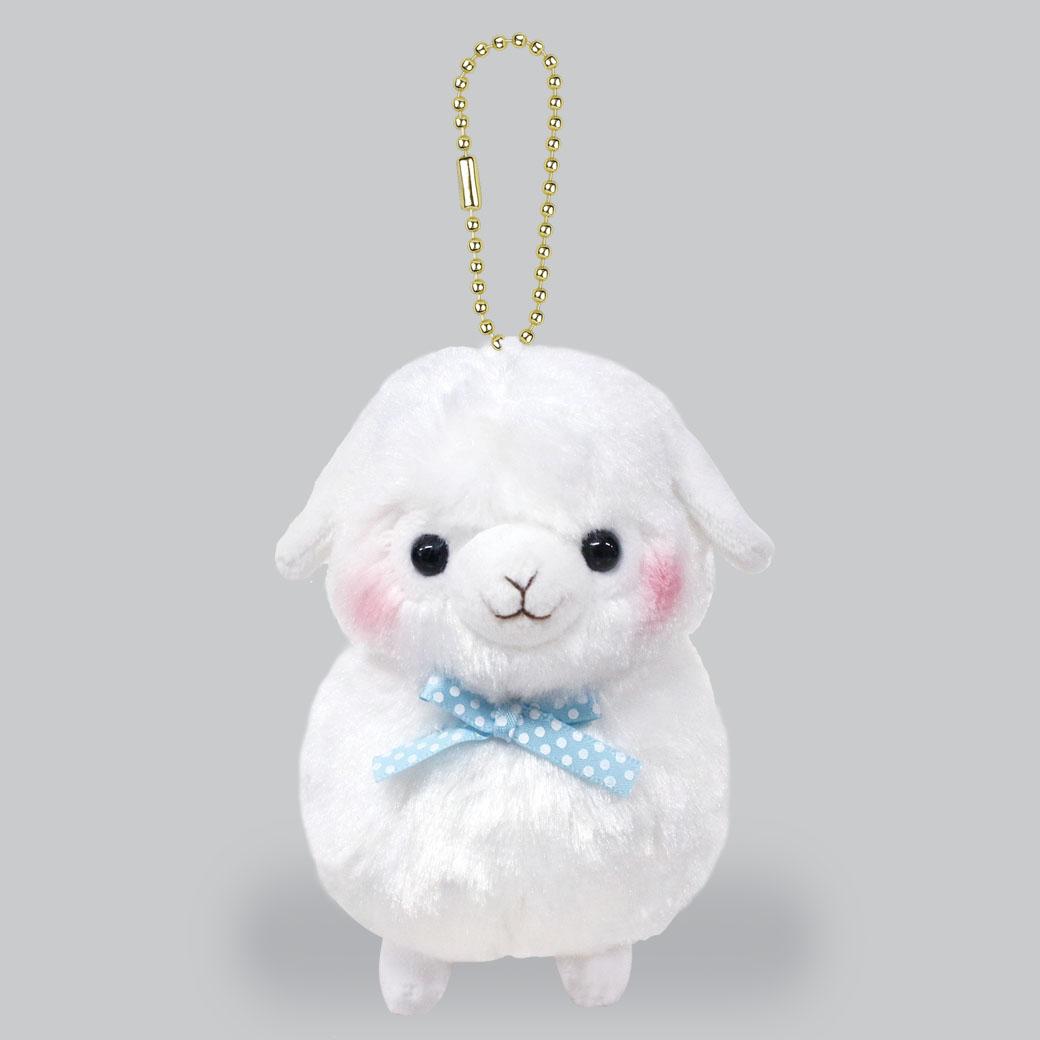 キッズアルパカッソリボンLMCしろちゃん/KIDS Alpacasso ribbon LMC Shiro-chan:702556