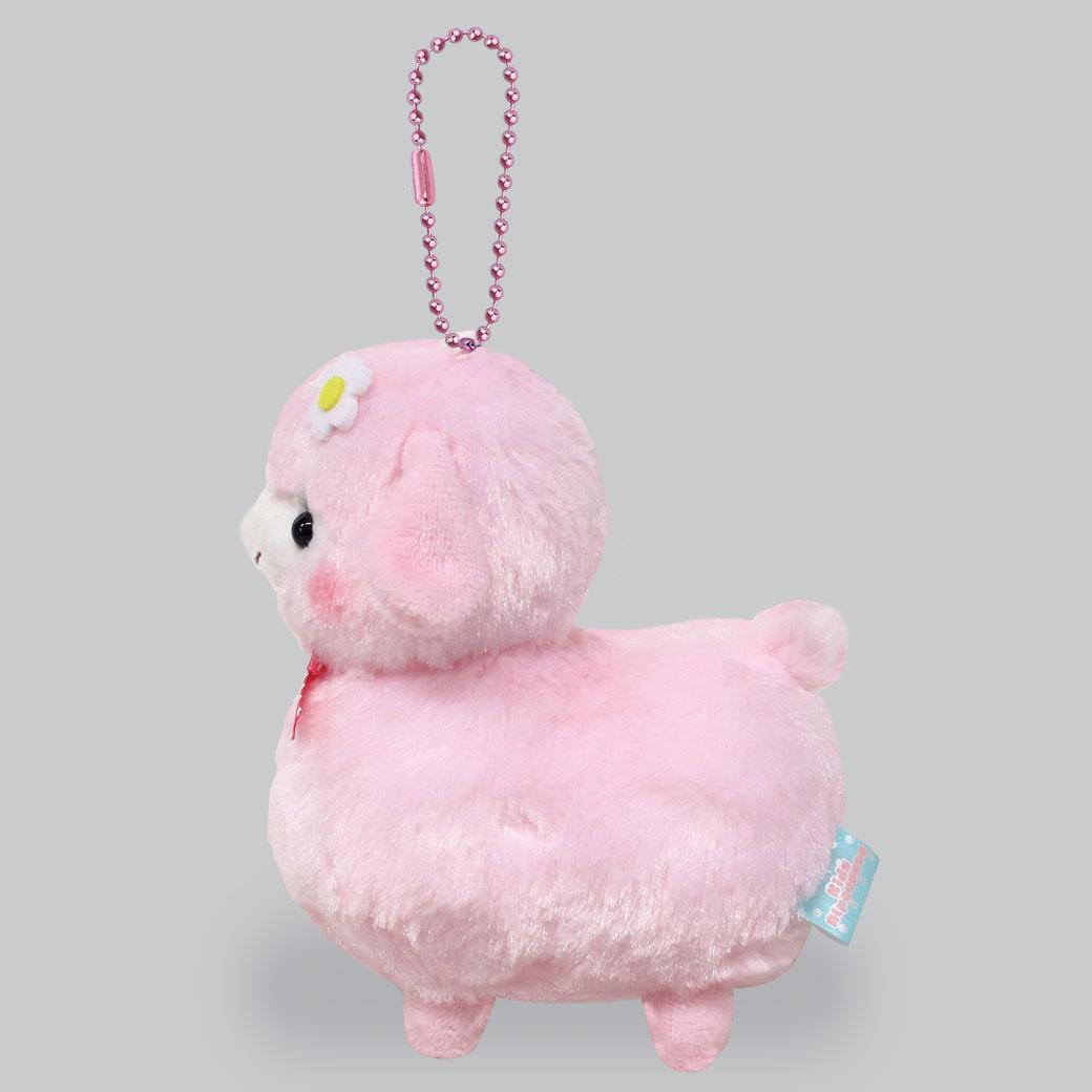 キッズアルパカッソリボンLMCももちゃん/KIDS Alpacasso ribbon LMC Momo-chan:702559