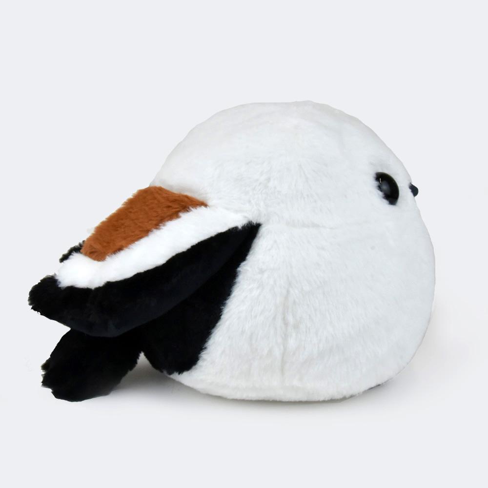 ◆ふくふくシマエナガ羽根ぱたぱたJBシマちゃん/Plush toy:253719