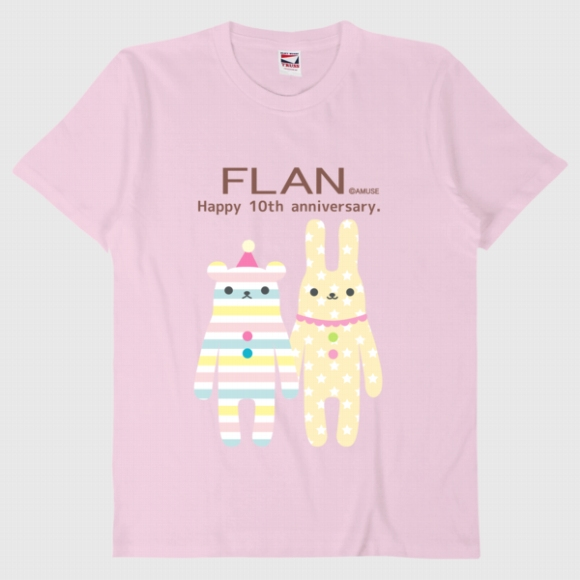 【オンライン限定】FLANTシャツ(ANNIV/ふたり)571058