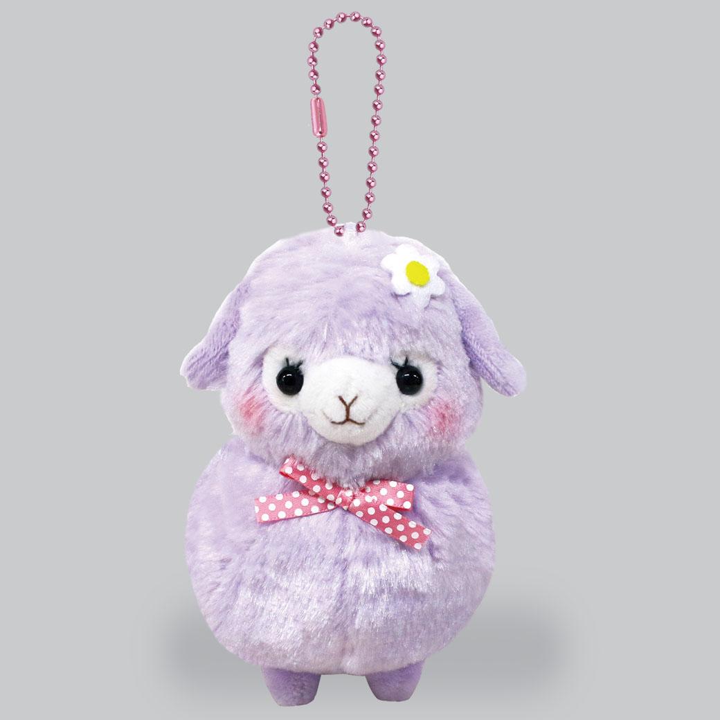 キッズアルパカッソリボンLMCラベンダーちゃん/KIDS Alpacasso ribbon LMC lavender-chan:702561