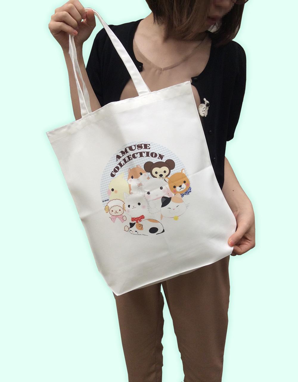 【オンライン限定】アミュキャラトートバッグ
