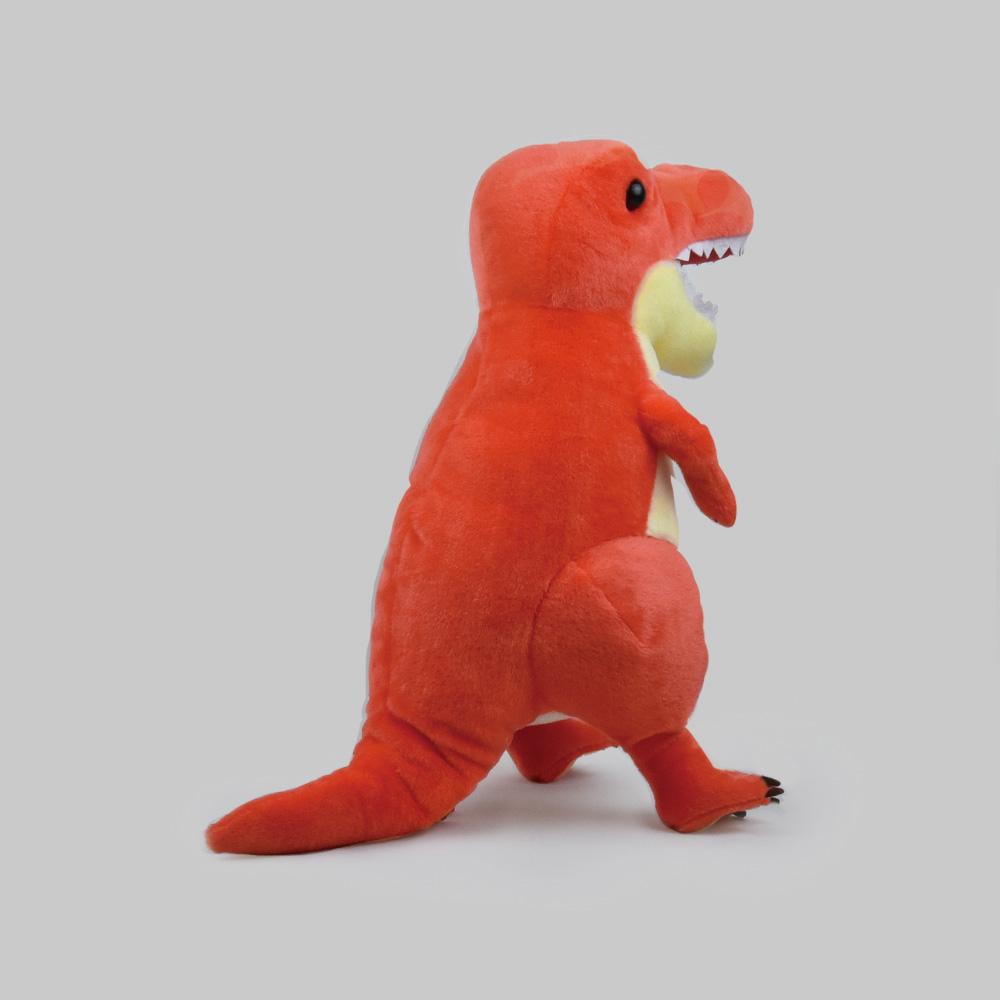 恐竜時代 ティラノサウルス(レッド) BIG /Dinosaur Era Tyrannosaurus (Red) BIG:701967