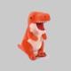 恐竜時代 ティラノサウルス(レッド) ST /Dinosaur Era Tyrannosaurus (Red) ST:701968