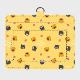 【オンライン限定】豆しば三兄弟パスケース(総柄/Yellow):572615