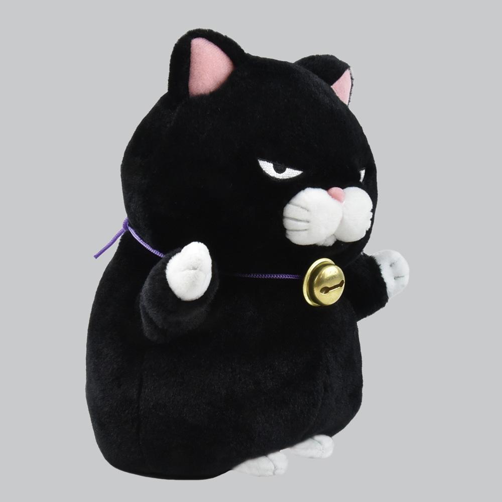 ひげまんじゅう ハンドパペット 黒豆/Higemanjyu Hand puppet(Kuromame):702326